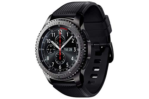 (CERTIFIED REFURBISHED) SAMSUNG Gear S3 Frontier Smartwatch (Space Grey)