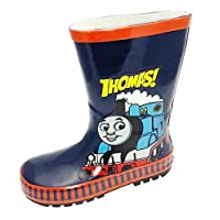 Boys Thomas The Tank Engine 3D Rubber Wellies