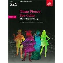 Time Pieces for Cello, Volume 3, Black & Harris