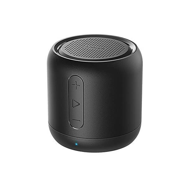 Anker Soundcore mini, Super-Portable Bluetooth Speaker with 15-Hour Playtime, 66-Foot Bluetooth Range, Enhanced Bass…