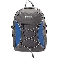 Mountain Warehouse Bolt 18L Backpack - Ripstop Rucksack, Compression Straps Bag - For Travelling