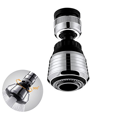 1 Pc 360 Degree Rotating Tap Bubbler Filter Net Faucet Aerator Connector Nozzle Diffuser for Water Saving Kitchen Accessories