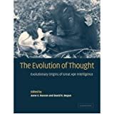 The Evolution of Thought: Evolutionary Origins of Great Ape Intelligence (Paperback) - Common