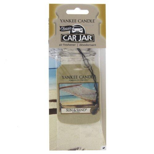 YANKEE CANDLE 1113787e Sole e Sabbia profumata per Auto