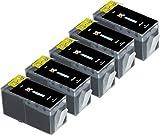 Ink Maxx Bündel von 5 Tintenpatronen HP 920 920XL XL für HP OfficeJet 6000 OfficeJet 6500 A OfficeJet 6500 A Plus OfficeJet 6500 Wifi OfficeJet 7000 OfficeJet 7500 A CD971AE CD972AE CD973AE CD974AE