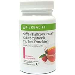 HERBALIFE Vorbereitet Instant-Kräutertee 50 gr (Himbeere)