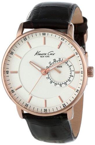 kenneth-cole-kc1780-reloj-analogico-de-cuarzo-para-hombre-con-correa-de-piel-color-negro