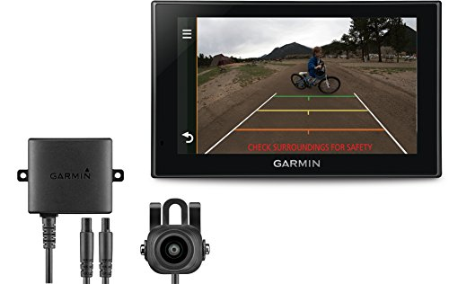 garmin bc20 Garmin Camper 660LMT-D EU Navigationsgerät - lebenslange Kartenupdates, DAB+, Höhenprofil, 6 Zoll (15,2cm) Touchscreen