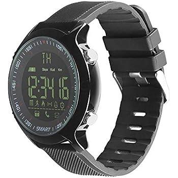 Leotec LESW11K Smartwatch, Negro