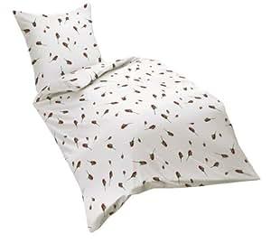 kaeppel g 008444 08d1 vq97 bettw sche rosen knospen 1 x 80 x 80 und 135 x 200 cm seersucker. Black Bedroom Furniture Sets. Home Design Ideas