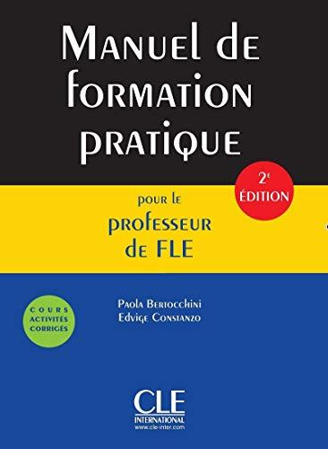 Manuel de formation pour le professeur de FLE - Livre - 2ème édition par Paola Bertocchini