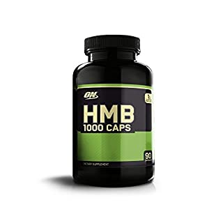 Optimum Nutrition HMB, 1000 mg, 90 Kapseln