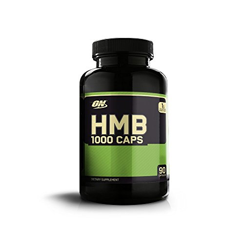 Optimum Nutrition HMB, 1000 mg, 90 capsules