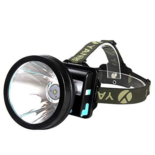 Preisvergleich Produktbild Scheinwerfer Outdoor Adventure Camping Scheinwerfer Wasserdichte USB-Lade-Scheinwerfer Bergsteigen Scheinwerfer (Größe : S)