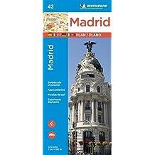 Plan Madrid Michelin