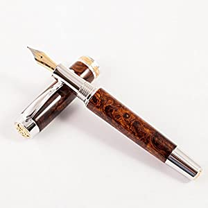 Füllfederhalter Füller Statesman aus Holz Modell