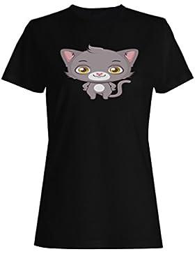 Mascota divertida del animal doméstico de la granja del animal doméstico nuevo camiseta de las mujeres c357f