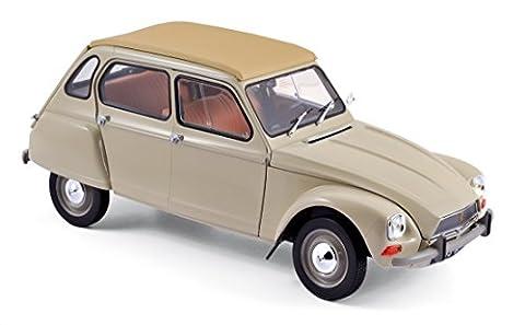 Norev - 181620 - Citroën Dyane 6 - 1970 - Échelle 1/18 - Beige Erable