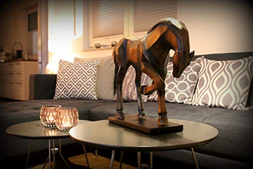 Deko Ideen: Hansmeier Deko Statue Pferd