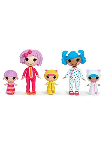Lalaloopsy Silly Sleepover Mini-Puppe (Multipack)