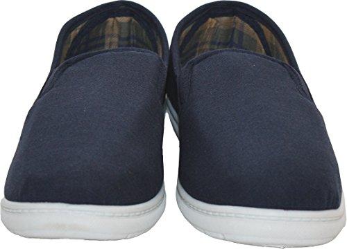 amp;H Herren Brett Jungen A Marineblau Espadrilles A Footwear amp;H w7gHaqg