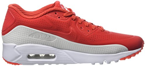 new product db6be d6107 ... Nike Air Max 90 Ultra Moire, Chaussures De Course À Pied Homme Rouge ( pourpre