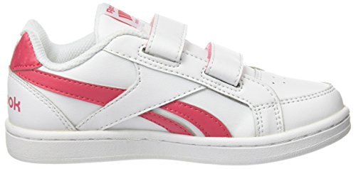 Bebê Eu Velho Branco branco Sneaker Destemido Novo Rosa Rosa Real Rosa 27 Nobre Reebok BaZ8wnxw