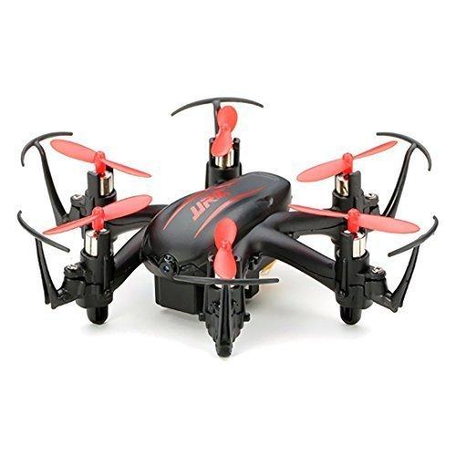 JJRC H20C 2.4G 4CH 6Axis Gyro RC Quadcopter Nano Drone avec appareil photo 2MP HD (rouge)