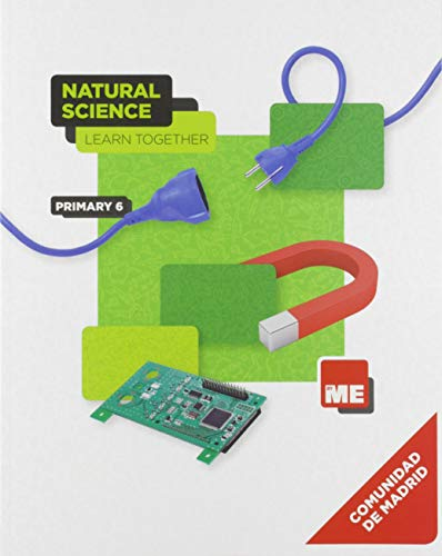 Natural Sci 6 Mad Sb 2nd Learn Tog (CC. Naturales Nivel 6)