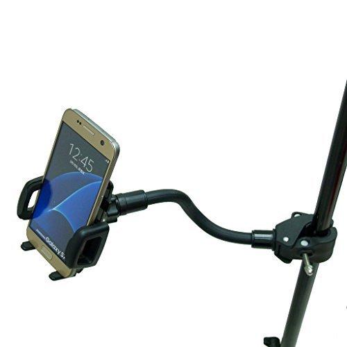 BuyBits Aggancio Rapido Music Mic Supporto Supporto Per Telefono supporto per Samsung Galaxy S7