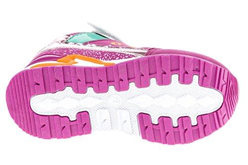 gibra, Sneaker bambini pink/mint