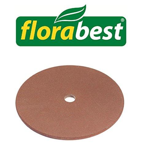 Florabest Schleifscheibe 3,5mm für Florabest Sägekettenschärfgerät FSG 130 Lidl IAN 33327 - Ersatz Schleifscheibe für Kettenschärfgerät