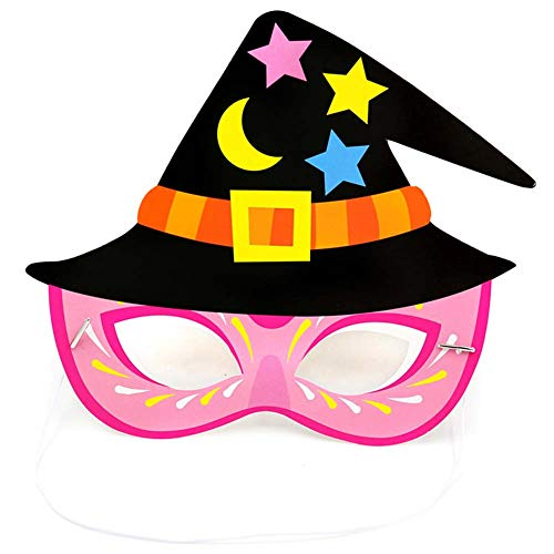Shuda Kinder Maske Halloween Kostüme Partei Maskerade DIY -