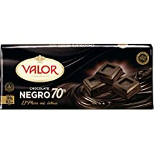 Valor Chocolate Negro de 70% Cacao - 300 g