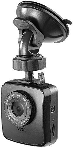 POI Pilot 7000 GPS-Gefahren-Warner mit Super-HD-Dashcam und POI-Daten für Europa