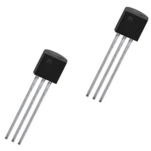2 x tmp36gt9z Analog Low Voltage Precision Temperatur Sensor (Linear) IC