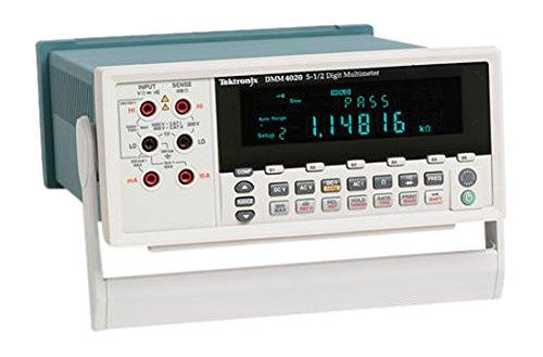 Tektronix DMM4040 Digitales Präzisionsmultimeter, 6,5 Ziffern, 0,0035{0215e3274314aa17cf8f30d289f69efa29ef18ceadc574fabaa521807af22931} Genauigkeit, Dual-/Grafik-Display