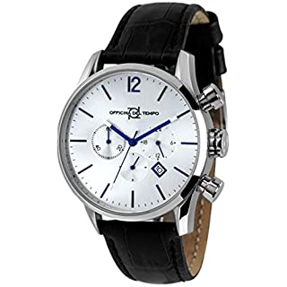 OFFICINA DEL TEMPO ot1033–1100ABN–Uhr für Männer