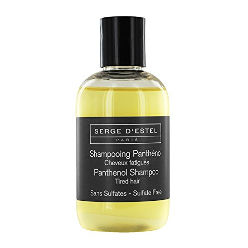 Shampoo ohne Vitamin B5 Sulfat Panthenol 250ml. Aktiviert das Nachwachsen der Haare - Tonizing - Silk Protein - Pure Shine -