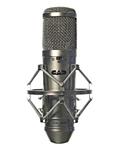 CAD GXL3000 Multi-pattern Condenser Microphone, Champagne