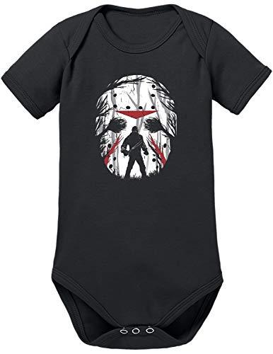 Touchlines Merchandise Jason Friday Night Baby Body 62 Schwarz