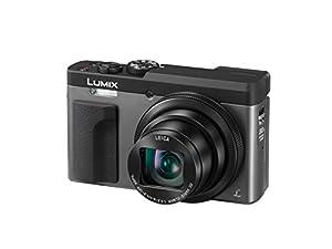 Panasonic DC-TZ90EB-S 30x Zoom Pocket-Sized Travel Camera - Silver