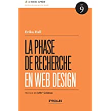 La phase de recherche en web design: N°9