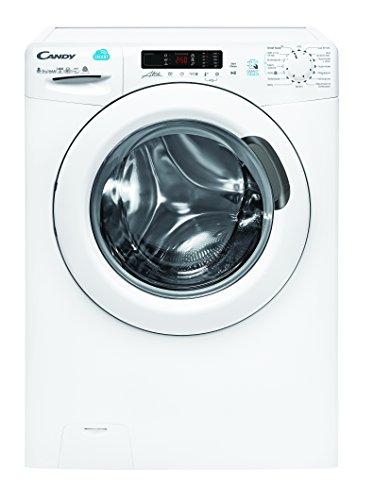 Candy CSW G485D Waschtrockner/a / 1088 kWh/Jahr / 1400 UpM / 8 kg / 12000 L/jahr / Waschen und...