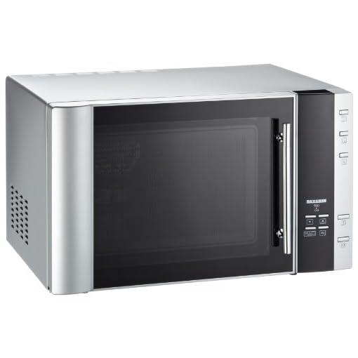 Capacit/à 30 Litri 10 Programmi Automatici Severin Microonde Interno Inox Forno Ventilato e Grill con Maniglia Professionale