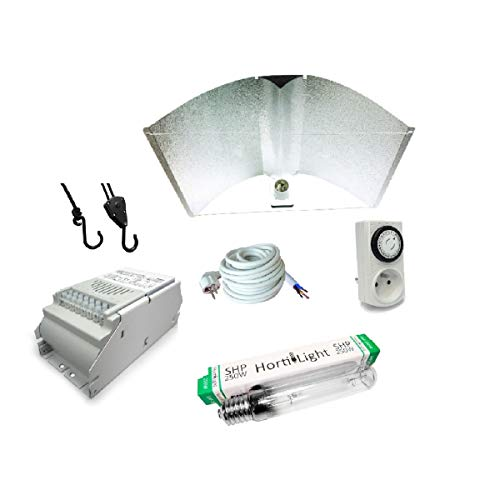 Kit lampe 250W HORTILIGHT + PEARL PRO XL - Agro