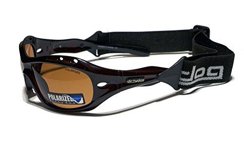 Dirty Dog Curl II Brille, Unisex Erwachsene L braun