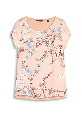ESPRIT Collection Damen T-Shirt Orange (Peach 840)