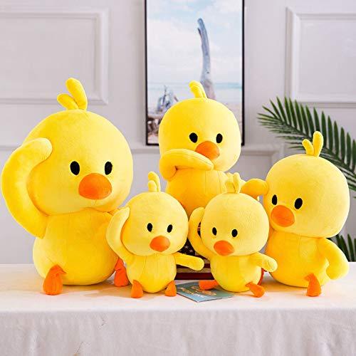 cA0boluoC süßes Cartoon-Ente, weiches Plüschtier, Plüschpuppe für Kinder, Mädchen, Geburtstagsgeschenk, 20 cm 45 cm multi (Ente Plüschtiere)