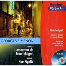 L'amoureux de Mme Maigret / Rue Pigalle: Audio-CD
